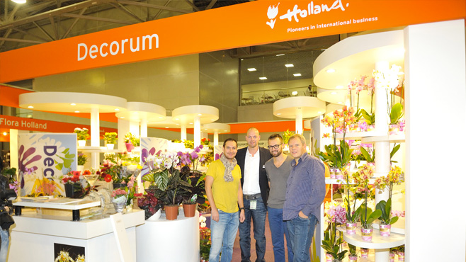 Decorum Company Flower Expo