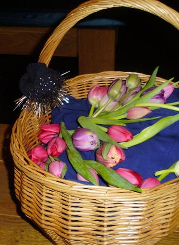Тюльпаны купить