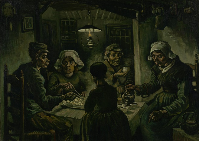 VanGogh_Potato_Eaters