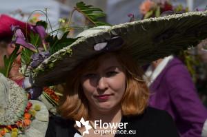 Парад цветочных шляп репортаж