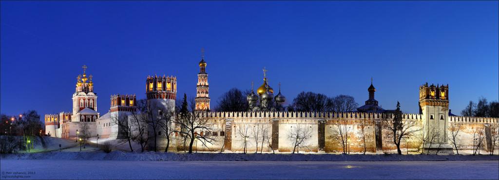 Фото Новодевичего монастыря