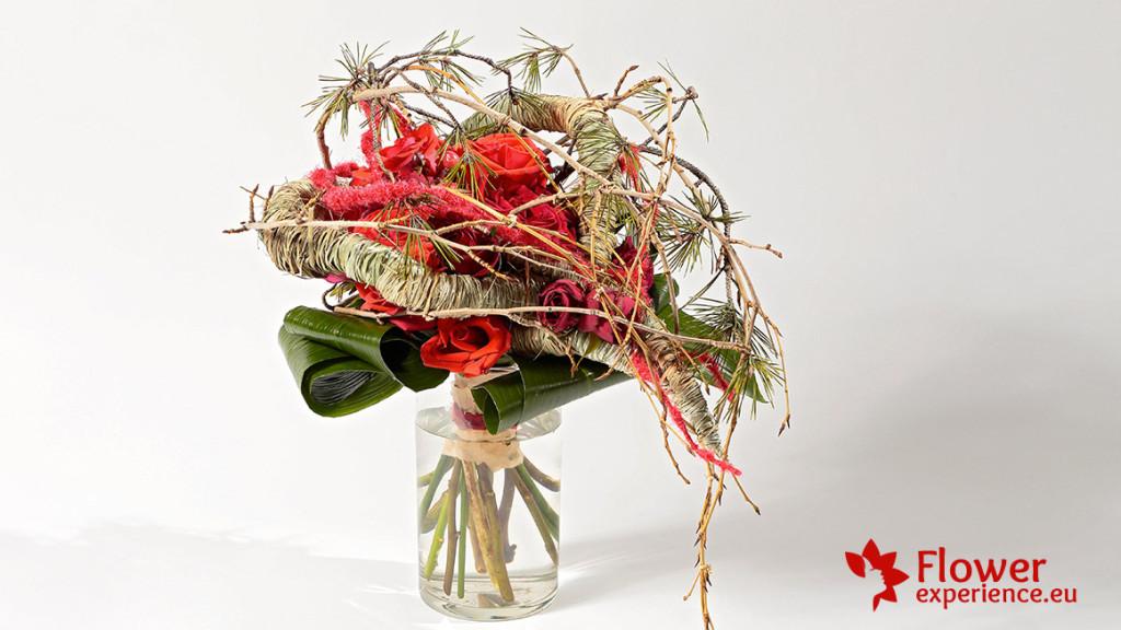 8-е марта цветы хризантемы