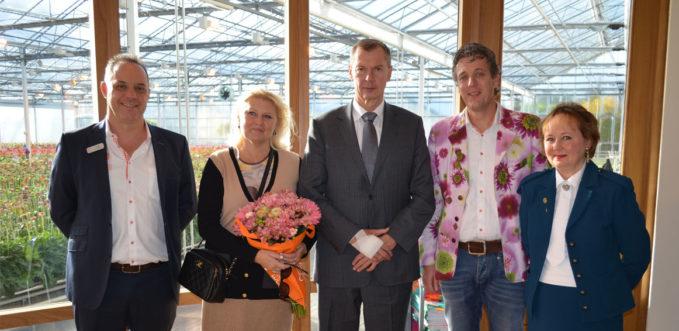 Бизнес в России и Голландии