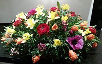 флорист Анна Чайковская