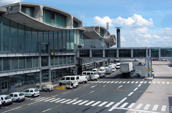 Аэропорты мира