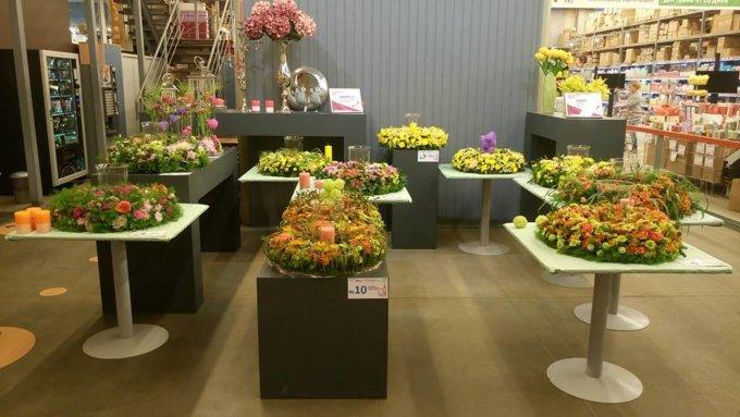 Московский конкурс флористов