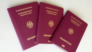 паспорт для путешествий