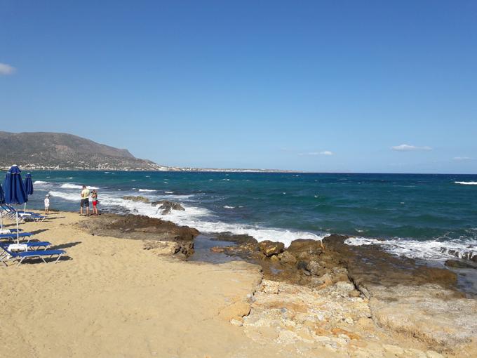 Путешествие на Крит