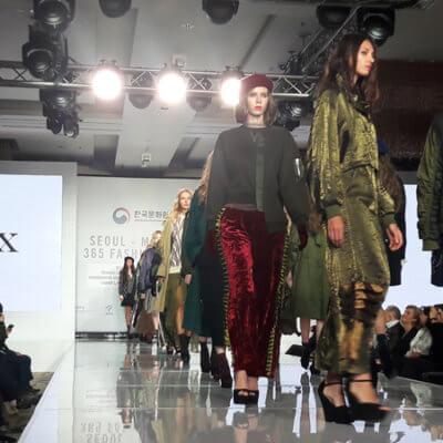 Seoul – Moscow 365 Fashion Show 2017