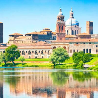 Самый зеленый город Италии