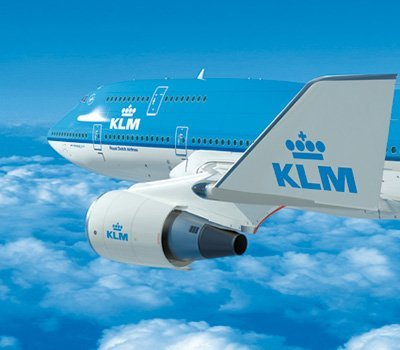 забастовка KLM