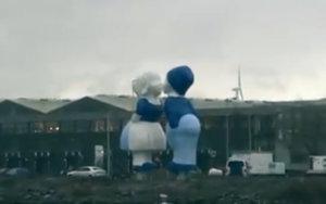 голландский поцелуй