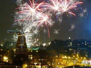 новый год по-голландски
