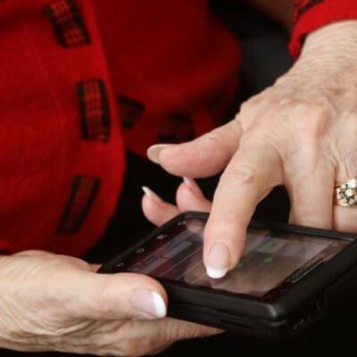 пенсионеры и Интернет