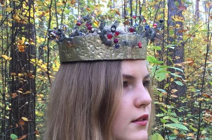 короны Бригита Строда