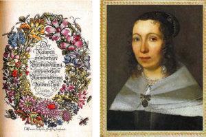 цветы госпожи Мериан
