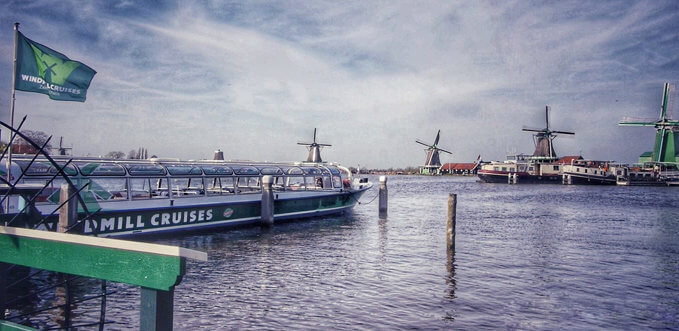 Windmill Cruises Zaanse Schans