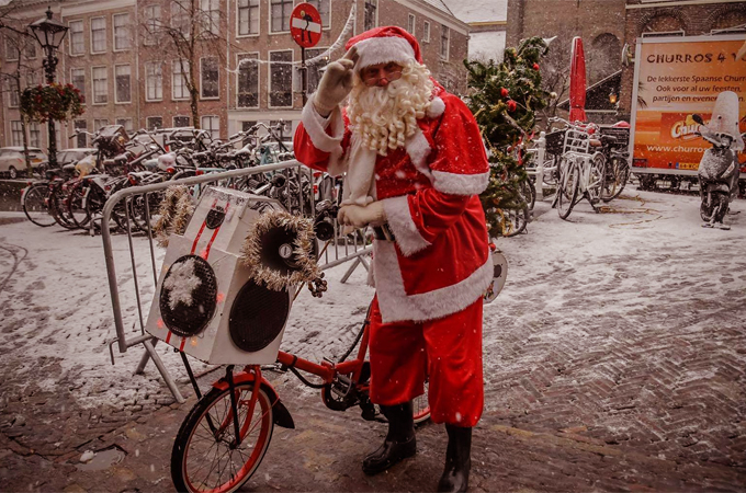 рождественская Голландия