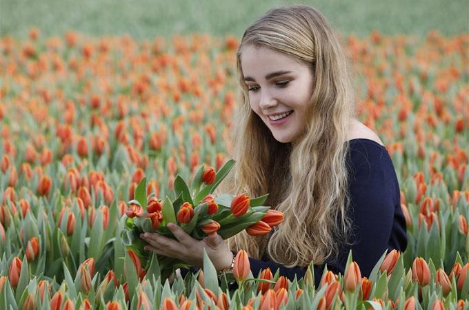 тюльпанная принцесса
