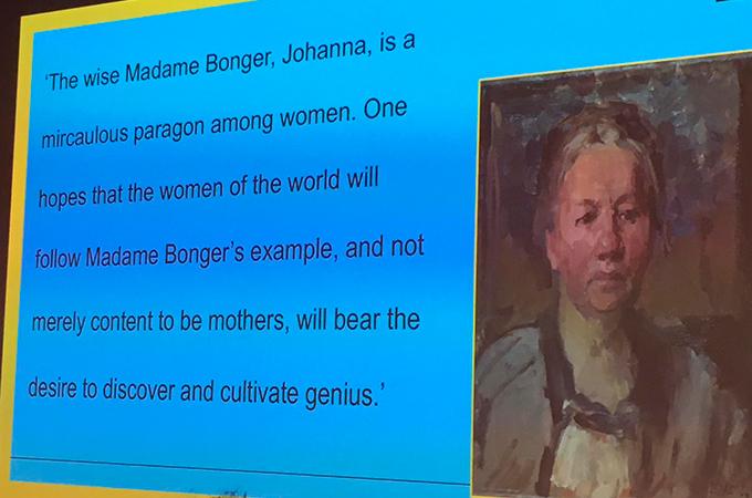Йоханна ван Гог-Бонгер